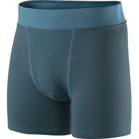 """Houdini M's Mix Wind Shorts Abyss Green"""